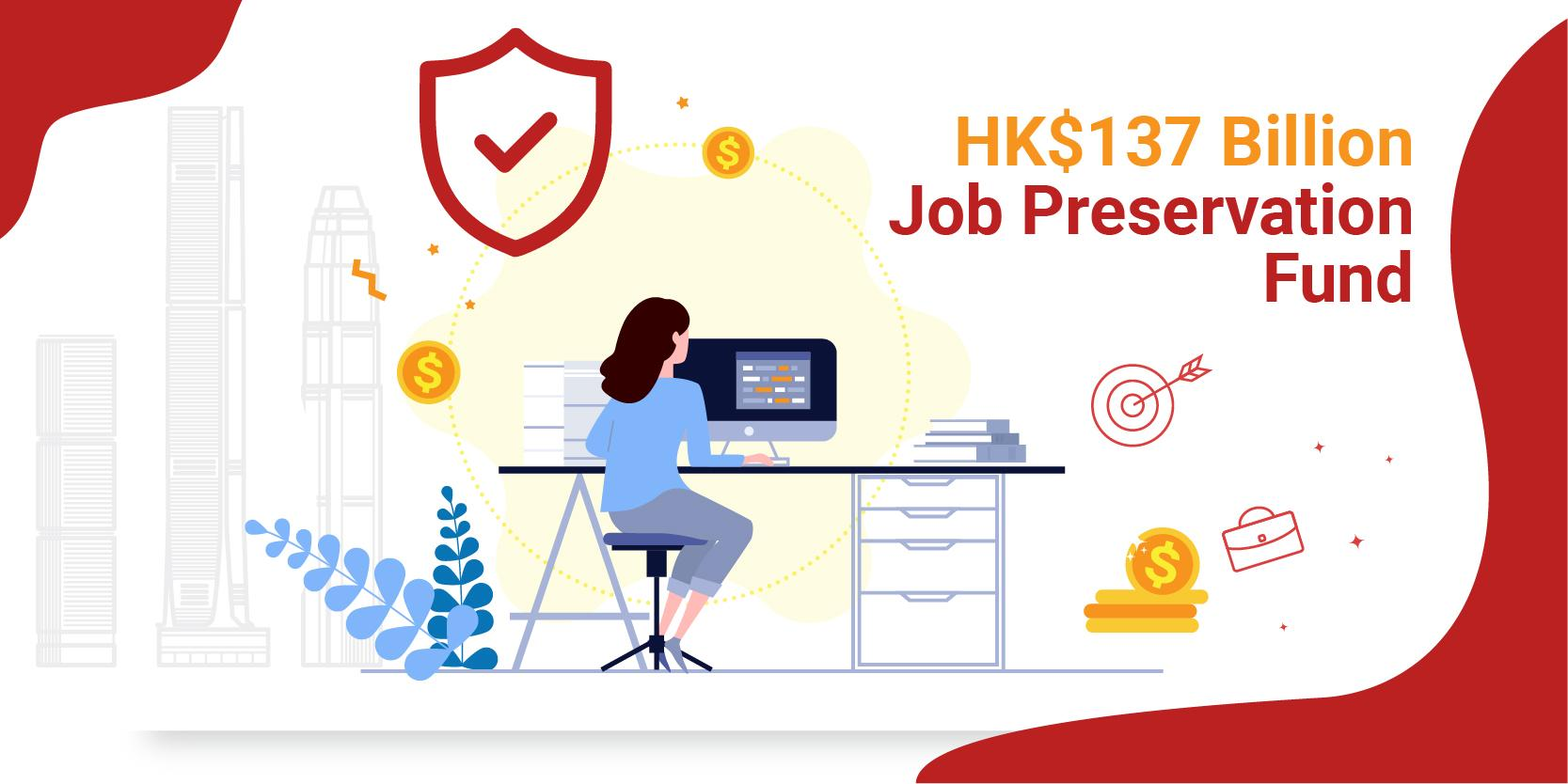 HK$137 Billion Job Preservation Fund