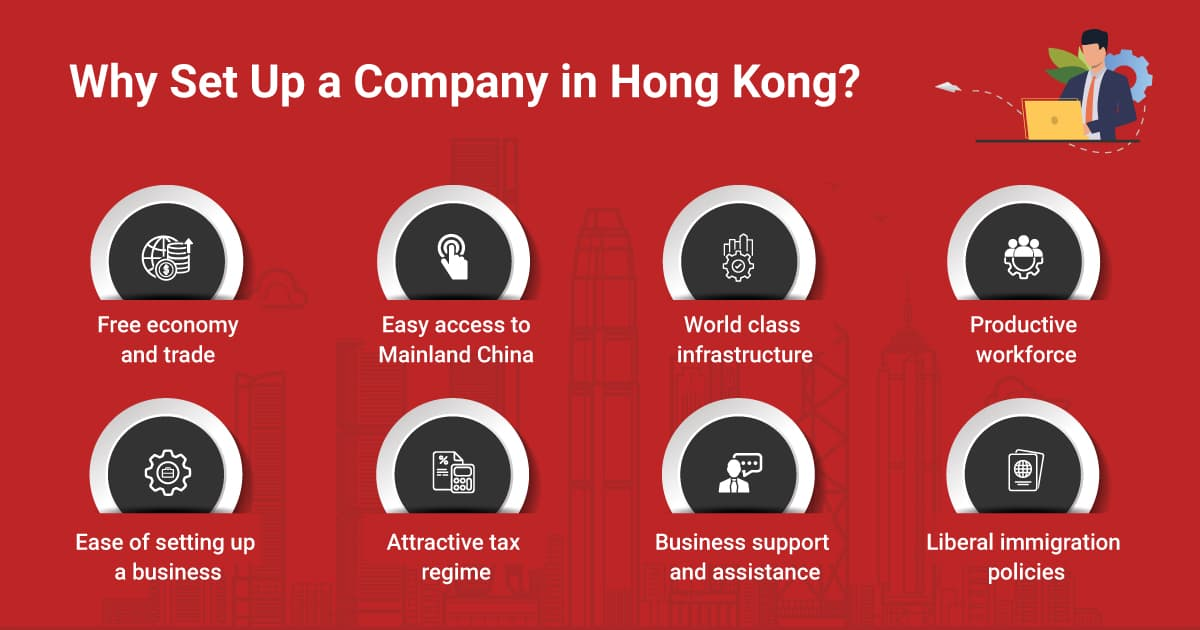Why Set Up a Company in Hong Kong?